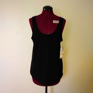 Zella Size Small All Day Tank Top Black